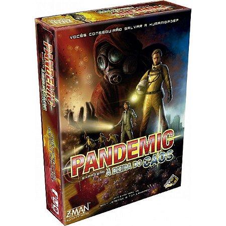Pandemic à Beira do Caos (Expansão)