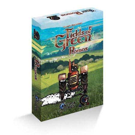 Fields of Green Promo Pack