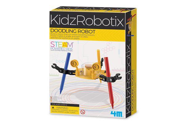 Robô Art- Brinquedo Educativo