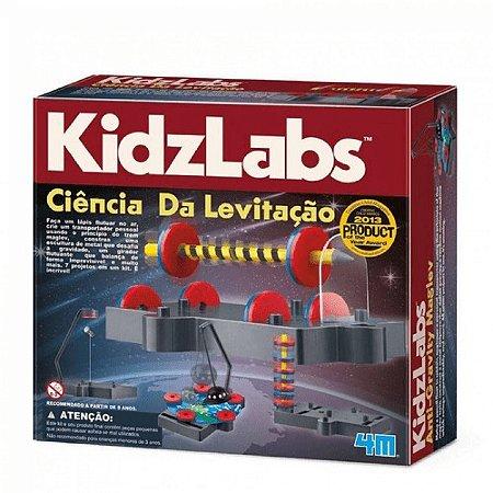 Ciência da Levitação- Brinquedo Educativo