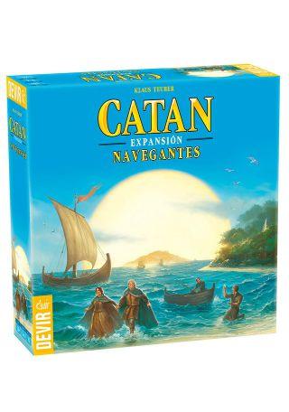 Expansão Catan: Navegantes