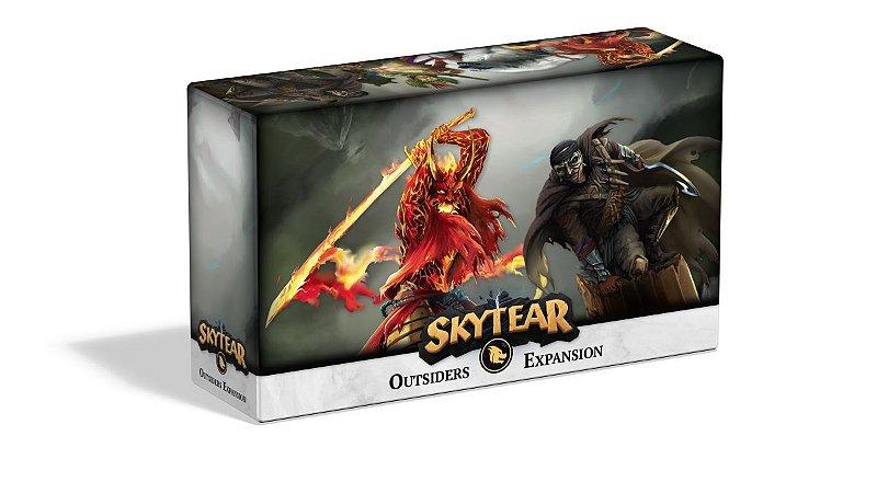 Skytear Outsiders (Expansão)
