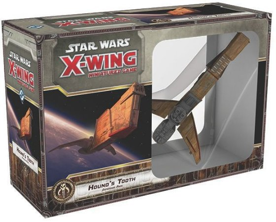 Star Wars X-Wing Hound's Tooth