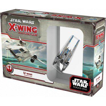 Star Wars X-Wing U-Wing