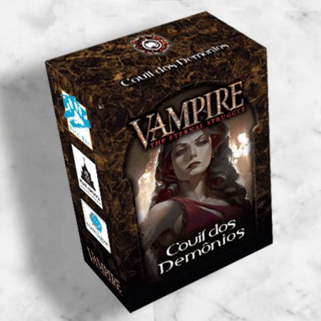 Vampire Covil dos Demônios