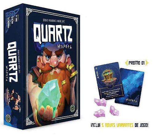 Quartz + Promo + Sleeves