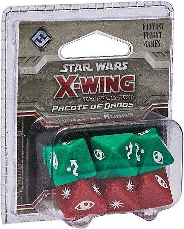 Pacote de Dados Star Wars X-Wing