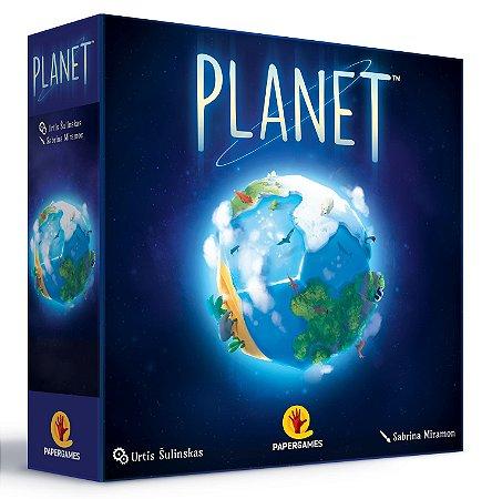 Planet + Sleeves Grátis