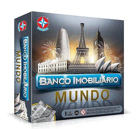 Banco Imobiliário Mundo