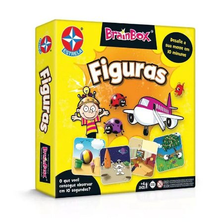 BrainBox - Figuras