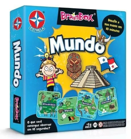 BrainBox - Mundo