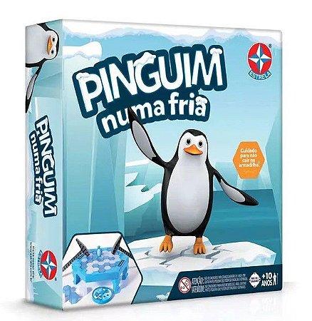 Pinguim numa Fria