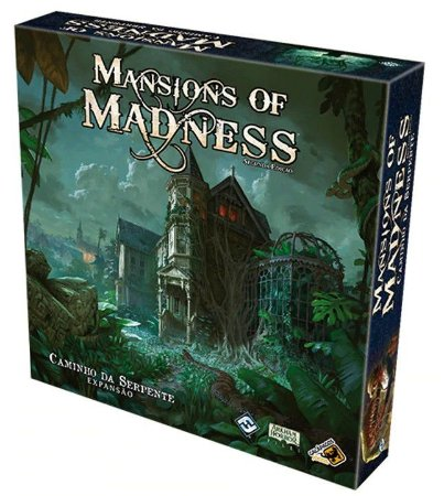 Mansions of Madness: Expansão Caminho da Serpente
