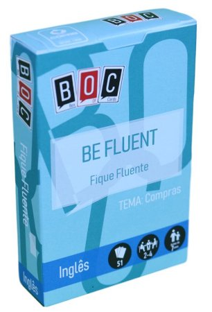Be Fluent - Fique Fluente