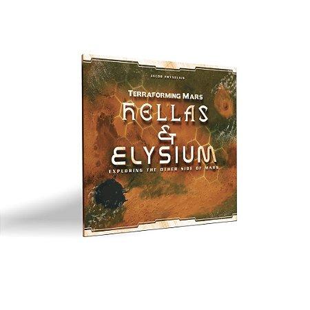 Terraforming Mars Hellas & Elysium (Expansão)