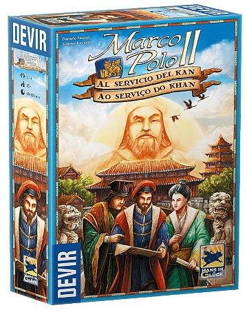 Marco Polo II Ao Serviço de Khan (Pré Venda)