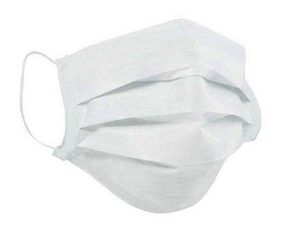 Kit com 10 Máscaras Protetora Facial com Elástico + 2 Suportes