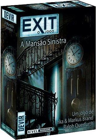 Exit A Mansão Sinistra