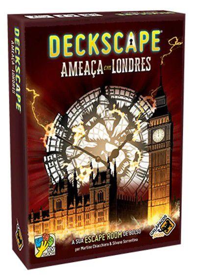 Deckscape Ameaça em Londres