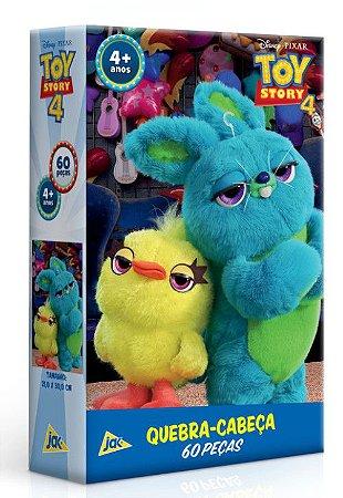 Toy Story 4 - Quebra-cabeça 60 peças