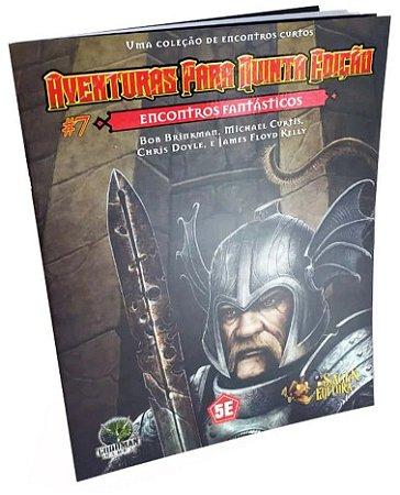 Dungeons & Dragons - Aventuras para Quinta Edição - Encontros Fantásticos