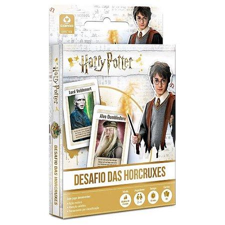 Harry Potter O Desafio das Horcruxes