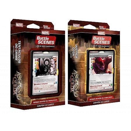 2 Decks - Marvel Battle Scenes - Ascensão & Queda