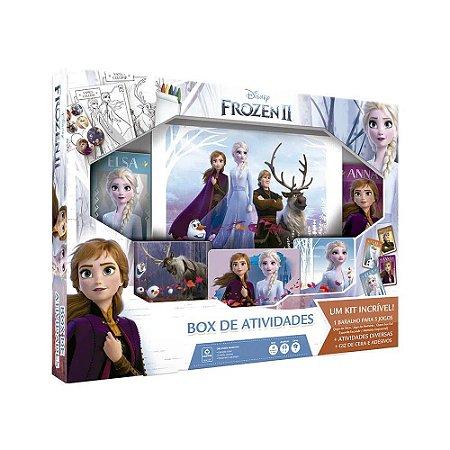 Frozen II - Box de Atividades