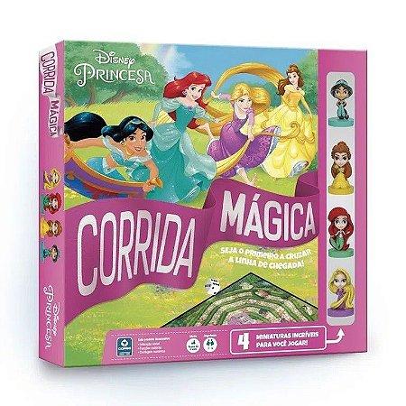 Disney Princesas - Corrida Mágica
