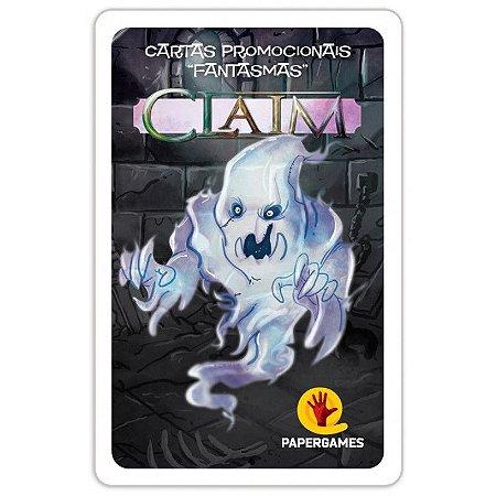 Claim - Cartas Promocionais Fantasmas