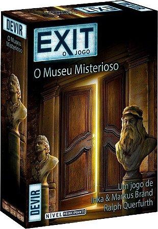 Exit - O Museu Misterioso