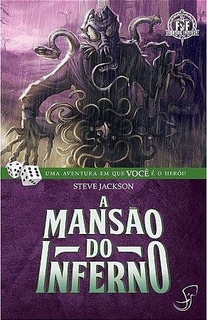 A Mansão do Inferno - Livro Jogo