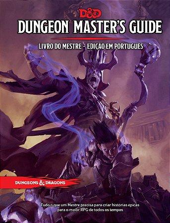 Dungeons & Dragons - O Livro do Mestre - Grátis 4 Tokens de Inspiração em 3D