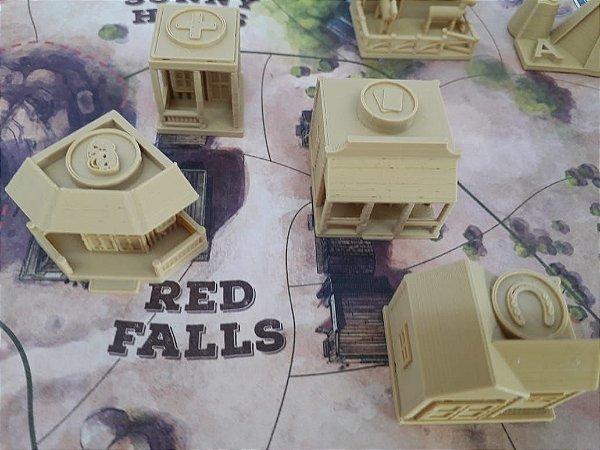 Miniaturas Exclusivas para Western Legends