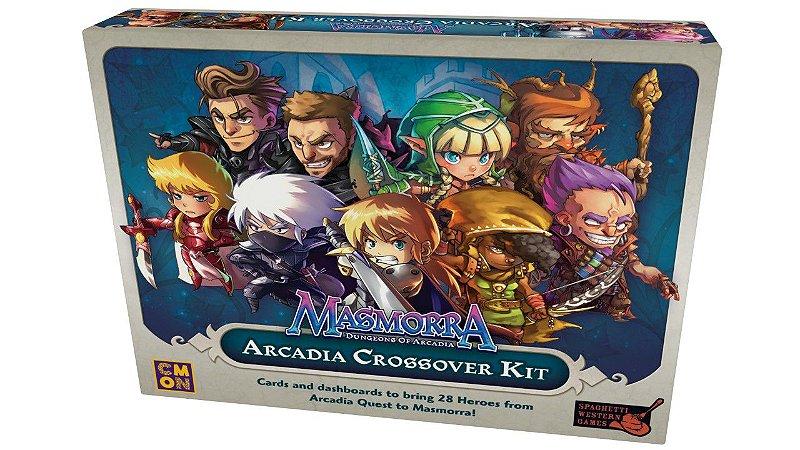 Masmorra Arcadia Crossover Kit (Pré-venda)
