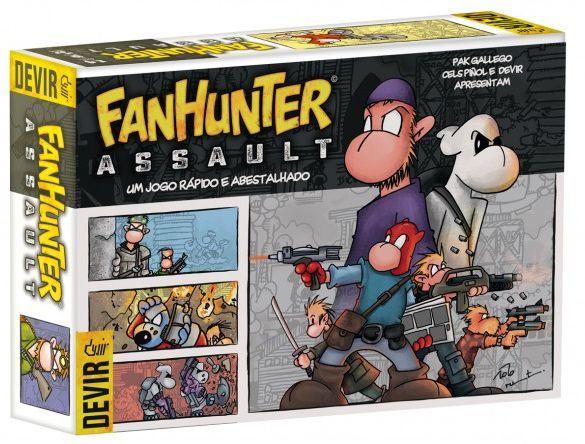 Funhunter Assault + Sleeves Grátis