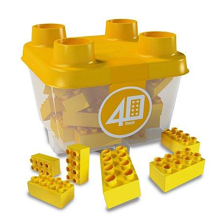 Rasti 40 - Amarelo
