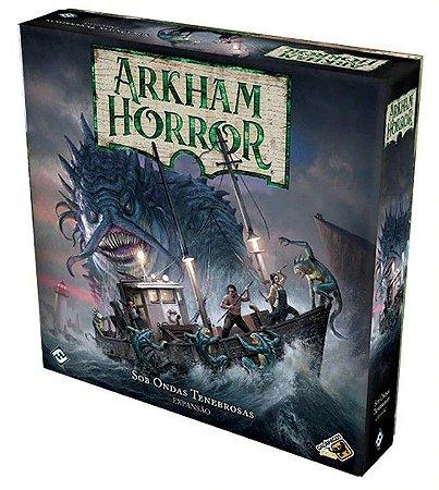 Arkham Horror : Sob Ondas Tenebrosas - Expansão