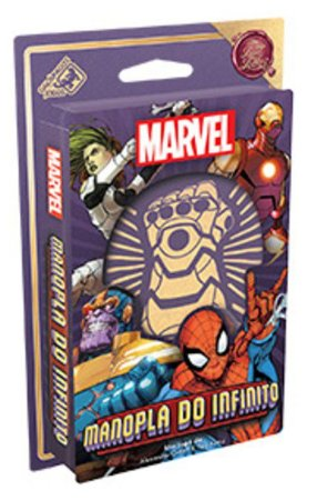 Marvel Manopla do Infinito