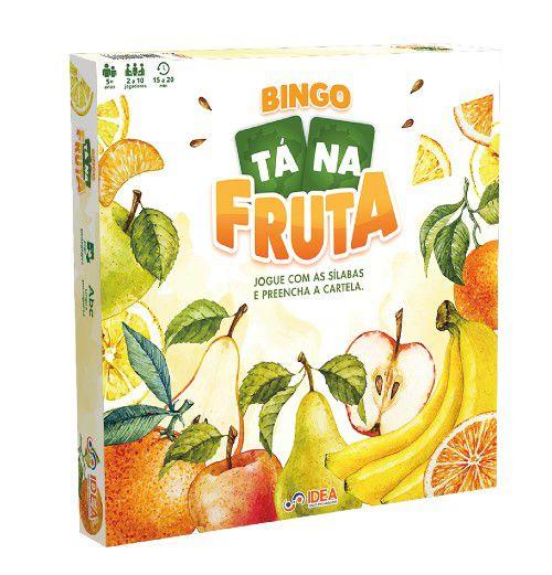 Bingo Tá na Fruta