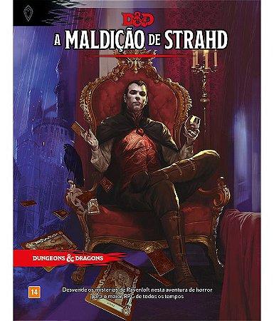 Dungeons & Dragons - A Maldição de Strahd