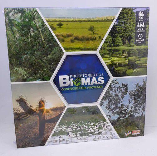 Protetores dos Biomas