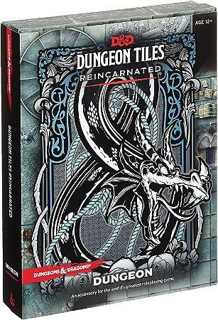 D&D - Dungeon Tiles Reincarnated - The Dungeon