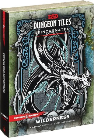 D&D - Dungeon Tiles Reincarnated - The Wilderness
