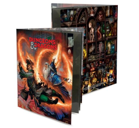 Dungeons & Dragons - Character Folio - Wizard