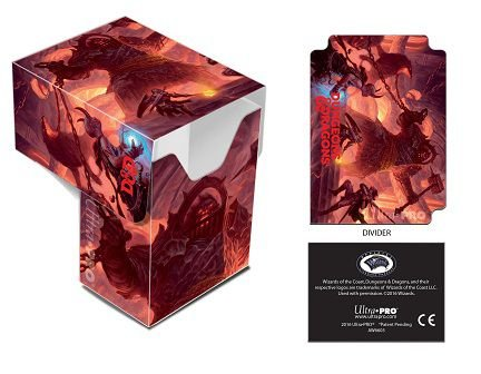 Dungeons & Dragons - Fire Giant Full-View Deck Box