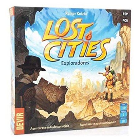 Lost Cities Exploradores