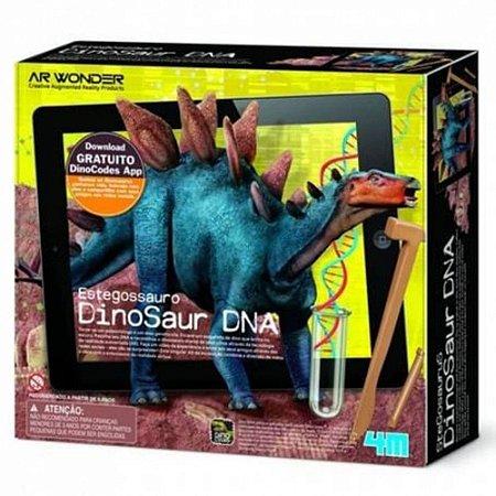 Dinosaur DNA Estegossauro - Brinquedo Educativo