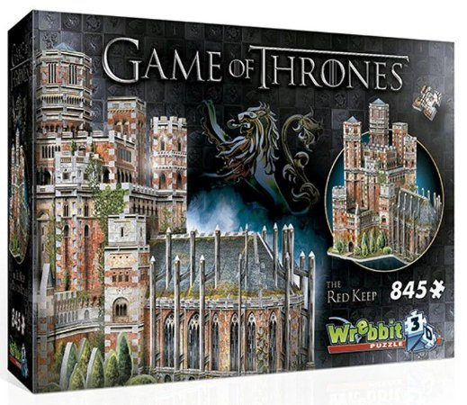A Game of Thrones 3D: The Red Keep