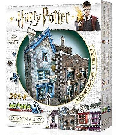 Harry Potter: Loja de Varinhas Olivaras e Instrumentos de Escrita Scribbulus